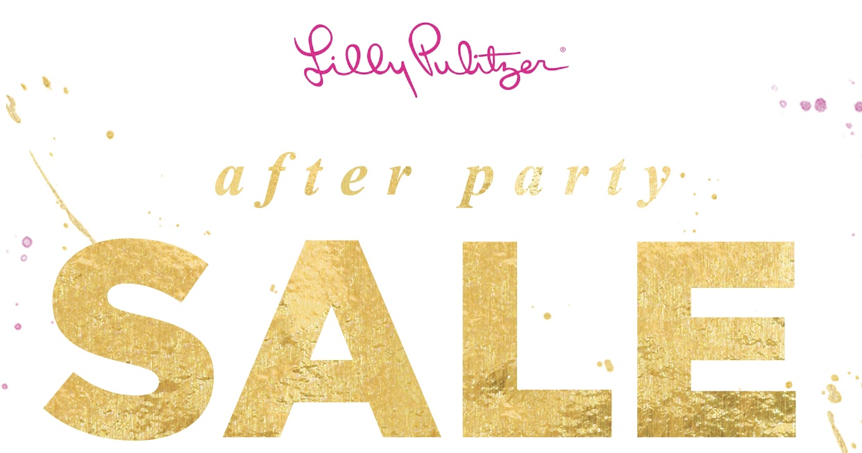 c5eb0b7517df33 Lilly Pulitzer After Party Sale 2019 - The Carolina Blonde